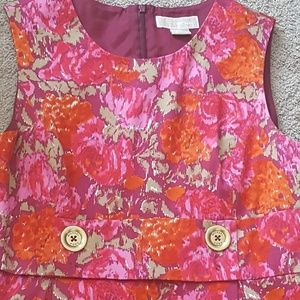 Michael Kors Floral Dress